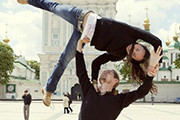 Alexandra Soshnicova & Serghei Golovnea (MD) – intensive 18 h